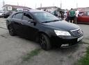 Подержанный Geely Emgrand, черный акрил, цена 400 000 руб. в Челябинской области, отличное состояние