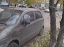 Подержанный Daewoo Matiz, коричневый перламутр, цена 73 000 руб. в республике Татарстане, хорошее состояние