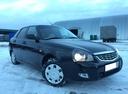 Подержанный ВАЗ (Lada) Priora, черный металлик, цена 170 000 руб. в ао. Ханты-Мансийском Автономном округе - Югре, хорошее состояние