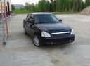 Подержанный ВАЗ (Lada) Priora, черный металлик, цена 230 000 руб. в ао. Ханты-Мансийском Автономном округе - Югре, хорошее состояние