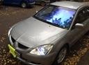 Подержанный Mitsubishi Lancer, серебряный , цена 285 000 руб. в республике Татарстане, отличное состояние