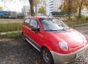 Авто Daewoo Matiz, , 2008 года выпуска, цена 159 000 руб., Челябинск