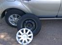Подержанный Renault Sandero, бежевый , цена 430 000 руб. в республике Татарстане, отличное состояние