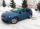 Подержанный Volkswagen Golf, синий металлик, цена 830 000 руб. в республике Татарстане, отличное состояние