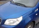 Подержанный Chevrolet Aveo, синий металлик, цена 245 000 руб. в Челябинской области, хорошее состояние