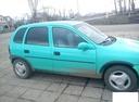 Подержанный Opel Corsa, зеленый акрил, цена 85 000 руб. в республике Татарстане, хорошее состояние