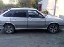 Подержанный ВАЗ (Lada) 2114, серебряный , цена 55 000 руб. в Челябинской области, среднее состояние
