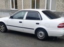 Подержанный Toyota Corolla, белый , цена 170 000 руб. в Челябинской области, хорошее состояние