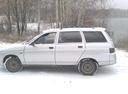 Подержанный ВАЗ (Lada) 2111, серебряный , цена 100 000 руб. в Челябинской области, хорошее состояние