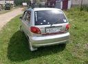 Подержанный Daewoo Matiz, серебряный металлик, цена 100 000 руб. в Челябинской области, хорошее состояние