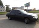 Подержанный ВАЗ (Lada) 2110, черный металлик, цена 105 000 руб. в Смоленской области, хорошее состояние