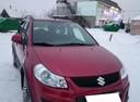 Подержанный Suzuki SX4, красный , цена 650 000 руб. в ао. Ханты-Мансийском Автономном округе - Югре, отличное состояние