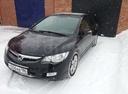 Подержанный Honda Civic, черный , цена 527 000 руб. в ао. Ханты-Мансийском Автономном округе - Югре, хорошее состояние