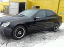 Подержанный Mercedes-Benz C-Класс, черный , цена 270 000 руб. в ао. Ханты-Мансийском Автономном округе - Югре, хорошее состояние
