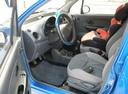Подержанный Daewoo Matiz, синий металлик, цена 220 000 руб. в ао. Ханты-Мансийском Автономном округе - Югре, отличное состояние