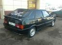 Подержанный ВАЗ (Lada) 2114, черный металлик, цена 100 000 руб. в республике Татарстане, отличное состояние