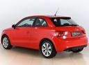 Подержанный Audi A1, красный, 2010 года выпуска, цена 550 000 руб. в Воронеже, автосалон
