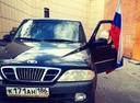 Авто SsangYong Musso, , 2000 года выпуска, цена 280 000 руб., Сургут