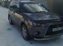 Подержанный Mitsubishi Outlander, серый , цена 795 000 руб. в ао. Ханты-Мансийском Автономном округе - Югре, отличное состояние