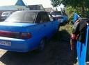 Подержанный ВАЗ (Lada) 2110, синий , цена 42 000 руб. в республике Татарстане, хорошее состояние