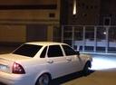 Подержанный ВАЗ (Lada) Priora, белый , цена 223 000 руб. в республике Татарстане, отличное состояние