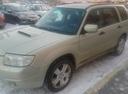 Подержанный Subaru Forester, золотой , цена 500 000 руб. в Челябинской области, отличное состояние