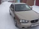 Авто Hyundai Elantra, , 2002 года выпуска, цена 250 000 руб., Челябинск