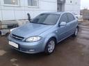 Подержанный Chevrolet Lacetti, голубой металлик, цена 300 000 руб. в республике Татарстане, хорошее состояние