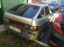 Подержанный ВАЗ (Lada) 2112, серебряный , цена 80 000 руб. в ао. Ханты-Мансийском Автономном округе - Югре, битый состояние