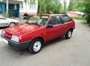 Подержанный ВАЗ (Lada) 2108, красный , цена 35 000 руб. в Челябинской области, хорошее состояние