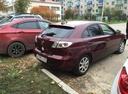 Подержанный Haima 3, вишневый , цена 265 000 руб. в республике Татарстане, хорошее состояние