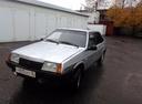 Подержанный ВАЗ (Lada) 2109, серебряный металлик, цена 70 000 руб. в республике Татарстане, хорошее состояние