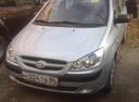 Подержанный Hyundai Getz, серебряный , цена 245 000 руб. в ао. Ханты-Мансийском Автономном округе - Югре, отличное состояние