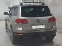 Подержанный Volkswagen Touareg, бежевый металлик, цена 650 000 руб. в ао. Ханты-Мансийском Автономном округе - Югре, отличное состояние