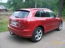 Подержанный Audi Q5, красный металлик, цена 1 285 000 руб. в республике Татарстане, отличное состояние