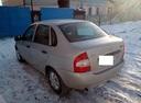Подержанный ВАЗ (Lada) Kalina, серебряный металлик, цена 170 000 руб. в республике Татарстане, хорошее состояние