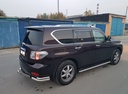 Подержанный Nissan Patrol, бордовый , цена 2 000 000 руб. в ао. Ханты-Мансийском Автономном округе - Югре, хорошее состояние