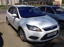 Подержанный Ford Focus, белый , цена 400 000 руб. в Челябинской области, отличное состояние
