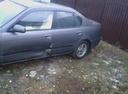 Подержанный Nissan Primera, серый , цена 95 000 руб. в Челябинской области, битый состояние