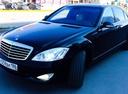 Подержанный Mercedes-Benz S-Класс, черный металлик, цена 1 200 000 руб. в ао. Ханты-Мансийском Автономном округе - Югре, отличное состояние