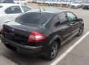 Подержанный Renault Megane, черный , цена 265 000 руб. в Челябинской области, хорошее состояние