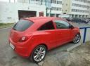 Подержанный Opel Corsa, красный , цена 300 000 руб. в ао. Ханты-Мансийском Автономном округе - Югре, хорошее состояние