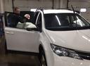 Подержанный Toyota RAV4, белый матовый, цена 1 250 000 руб. в республике Татарстане, отличное состояние
