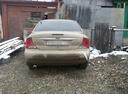 Подержанный Ford Focus, золотой , цена 112 000 руб. в Челябинской области, среднее состояние