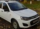 Подержанный ВАЗ (Lada) Kalina, белый , цена 300 000 руб. в республике Татарстане, хорошее состояние