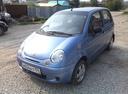 Подержанный Daewoo Matiz, голубой металлик, цена 120 000 руб. в Челябинской области, хорошее состояние