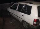 Подержанный Mazda Demio, белый , цена 35 000 руб. в Челябинской области, битый состояние
