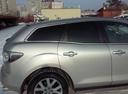 Подержанный Mazda CX-7, серебряный металлик, цена 650 000 руб. в Челябинской области, отличное состояние