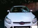 Подержанный Ford Focus, белый , цена 460 000 руб. в Челябинской области, хорошее состояние