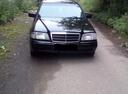 Подержанный Mercedes-Benz C-Класс, черный акрил, цена 170 000 руб. в Смоленской области, хорошее состояние
